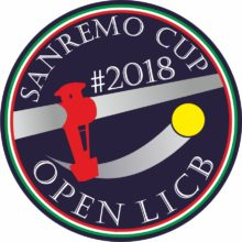 LOGO evento OPEN LICB 2018 SUNREMO CUP